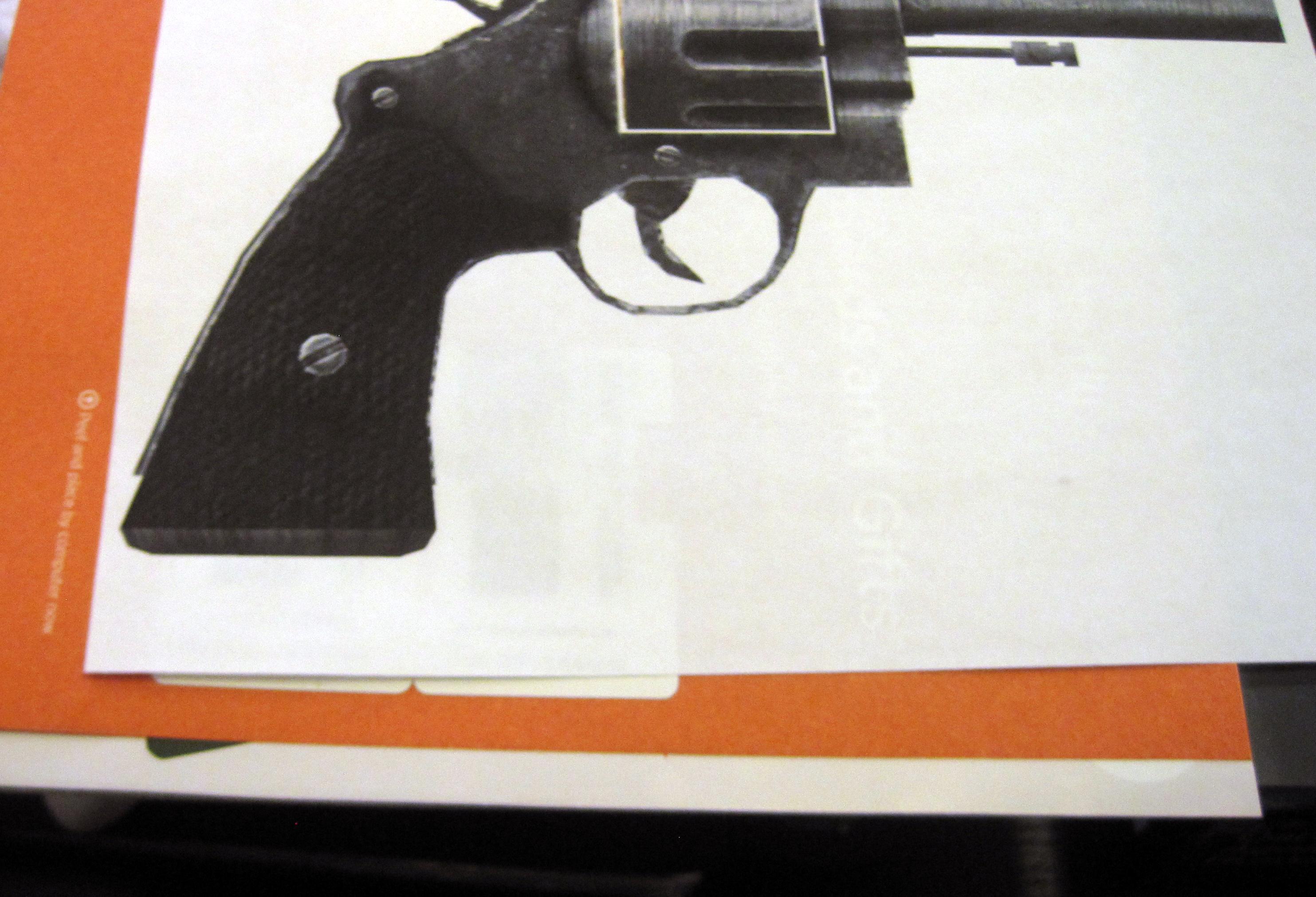 DIY Pistol Purse