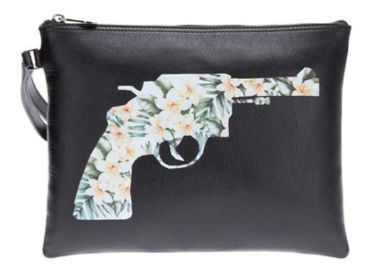 Reece Hudson Bowery Gun Clutch