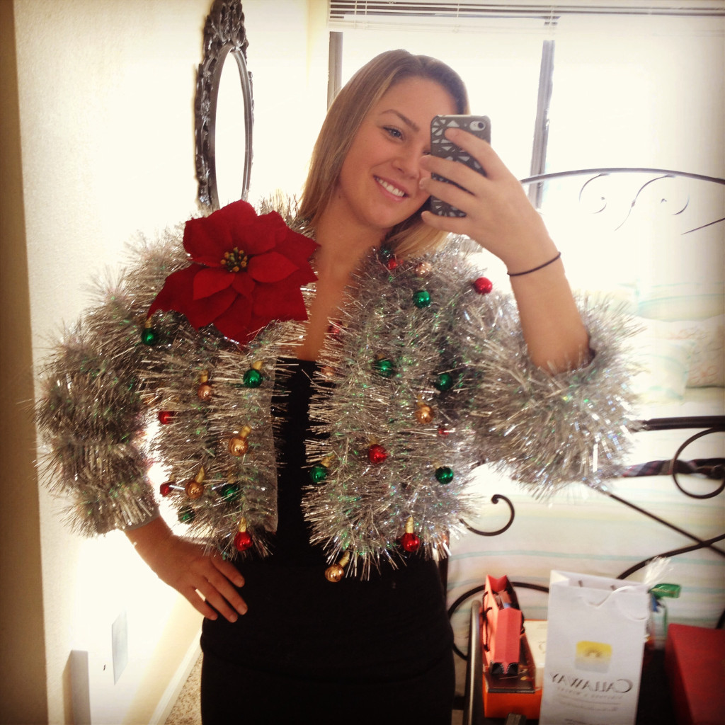5 best diy ugly holiday sweaters glam york for Best christmas vacation ideas