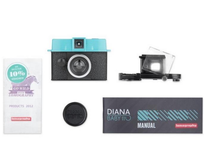 Diana Baby 100 Lomography Camera