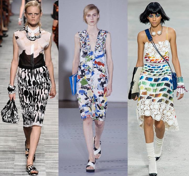 Missoni, Jill Sander, Chanel.