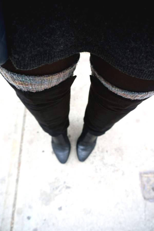 Free People Leg Warmers