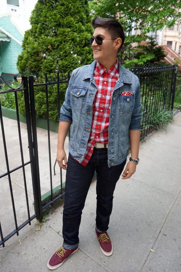Gap Men's Skinny Jeans Dark