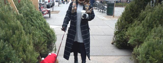 Asos Coat in Oversized Fit in Check