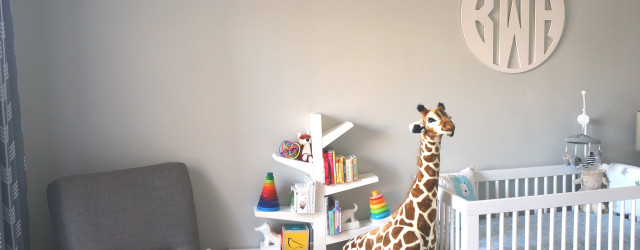 Sophisticated Safari Nursery