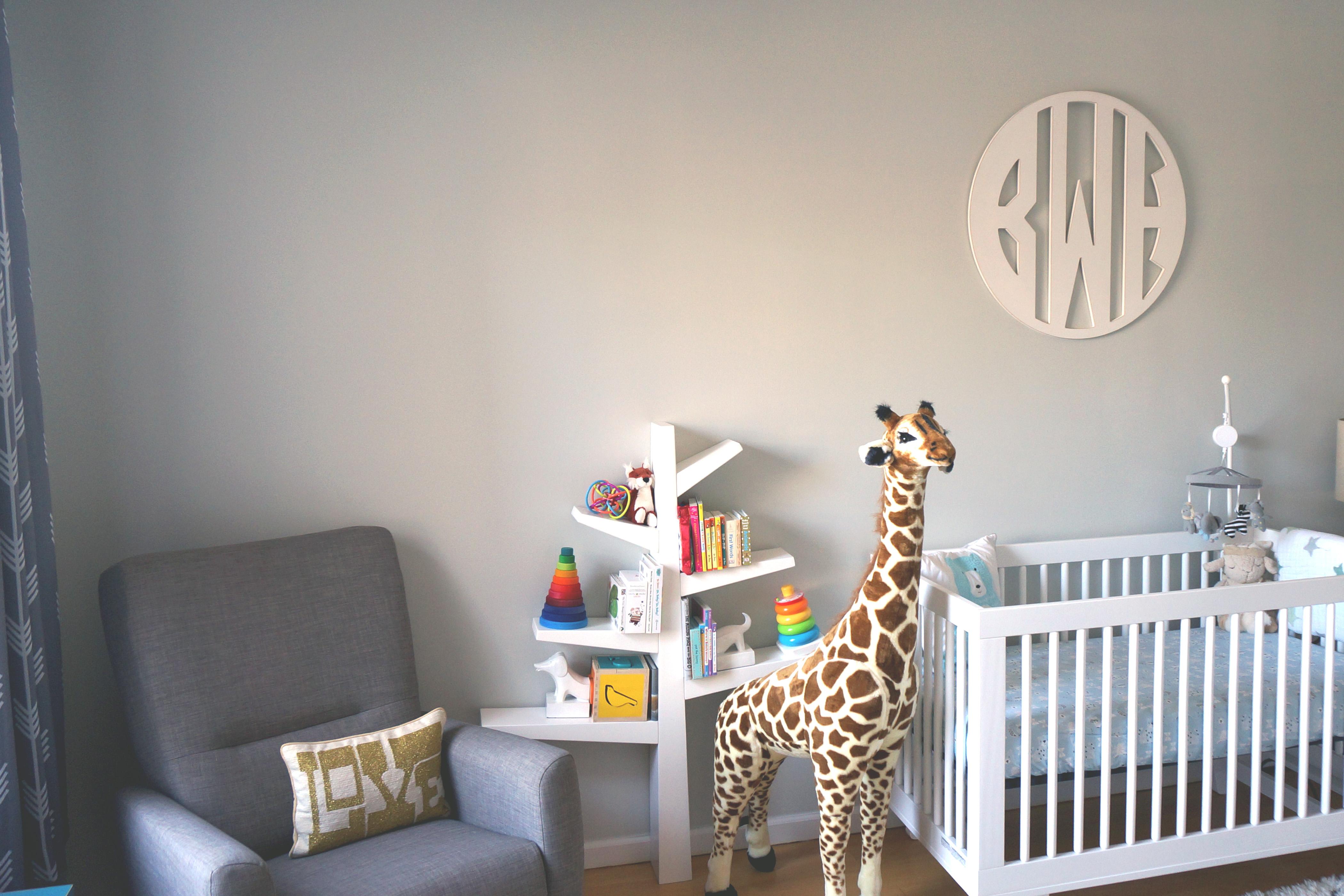 Sophisticated Safari Nursery