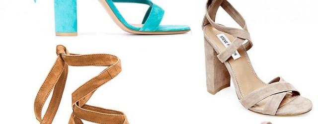 5 best strappy sandals