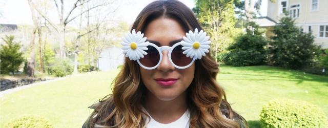 H&M Daisy Sunglasses