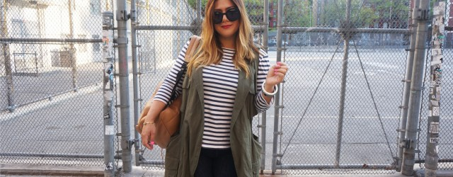 Who What Wear for Target Trench Vest