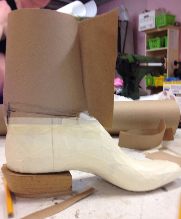 How To Make Boots From Your Garage Finished Boots Review
