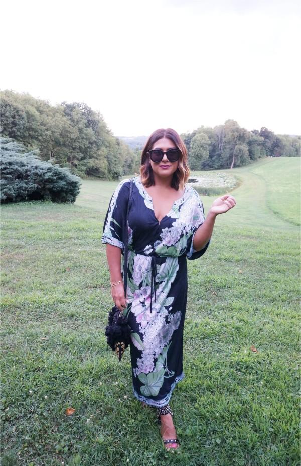Free People Hibiscus Garden Dress