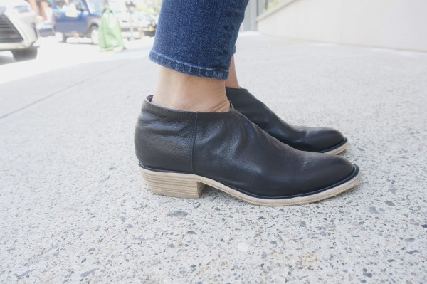 How To Make Boots From Your Garage Finished Product