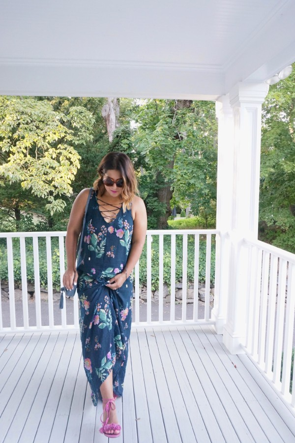 Lovestitch The Betsey Maxi