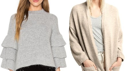 10 On Trend Sweaters Under $100