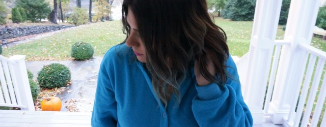 SEAFOAM Blue Ombre Mermaid Hair