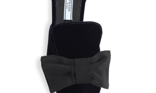 prada-velvet-bow-point-toe-mule-slides