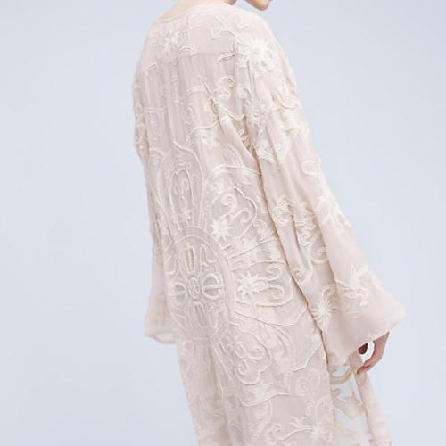 Dreaming Fringe Kimono