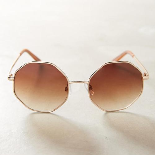 Octogonal Sunglasses