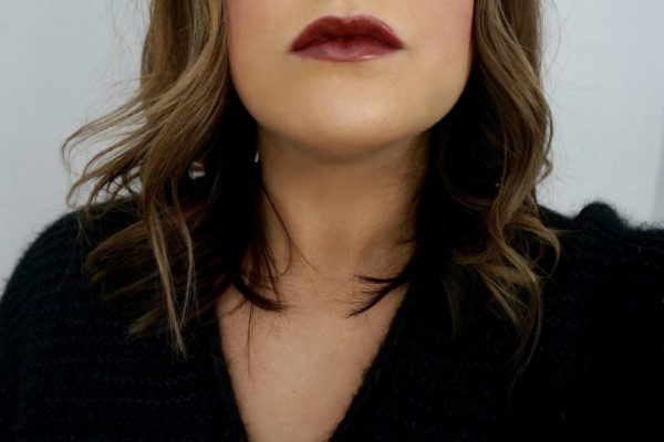 I'm wearing Obsessive Compulsive Cosmetics Stained Gloss in Nomad