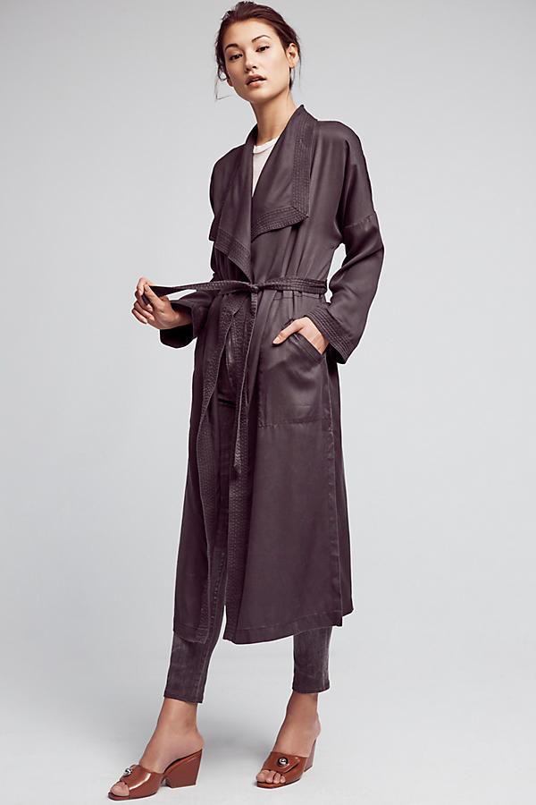 Hei Hei Trapunto Robe Coat