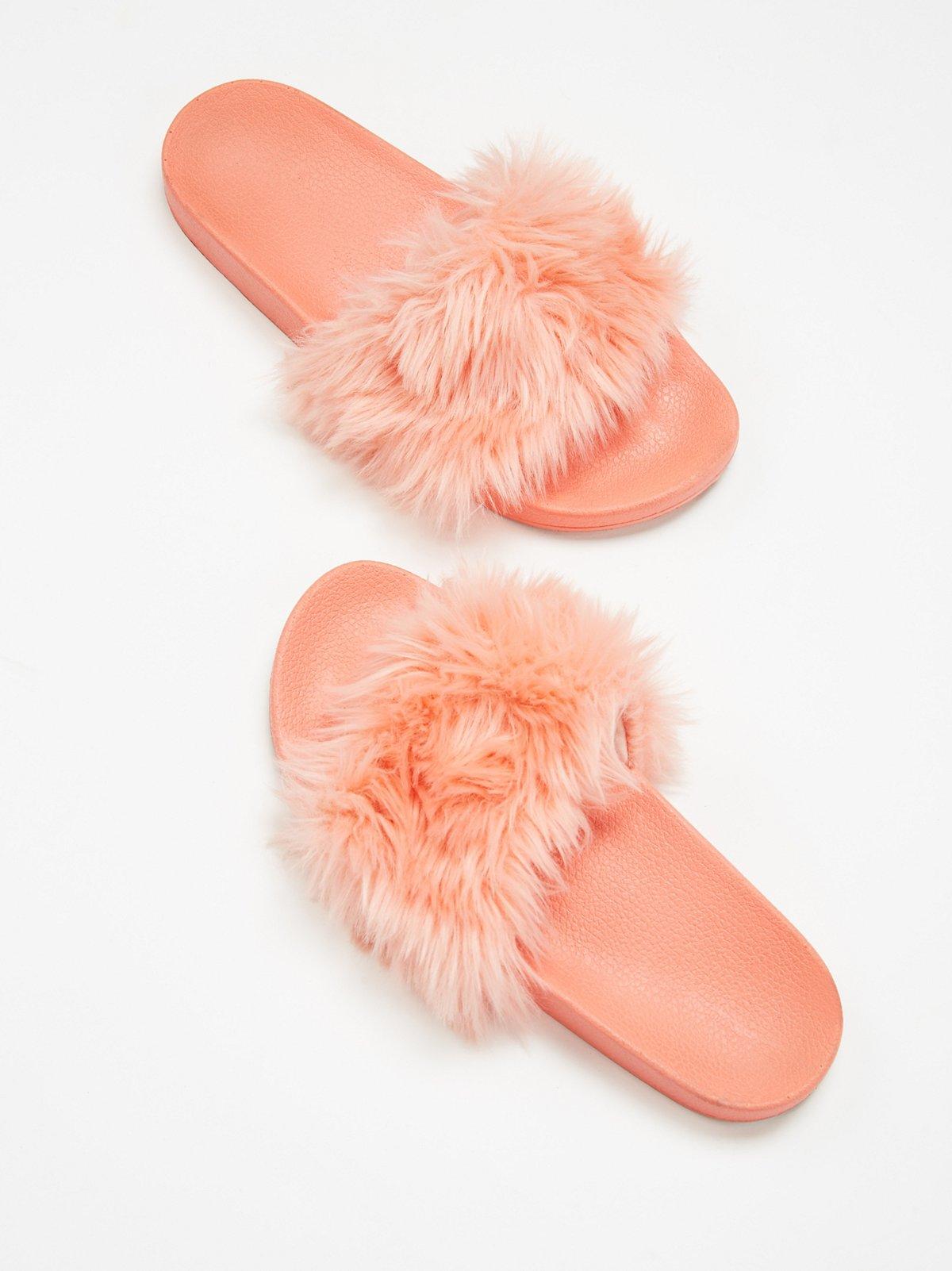 50fbc5e3f8a8 Jeffrey Campbell Boudoir Slide Sandal – Glam York