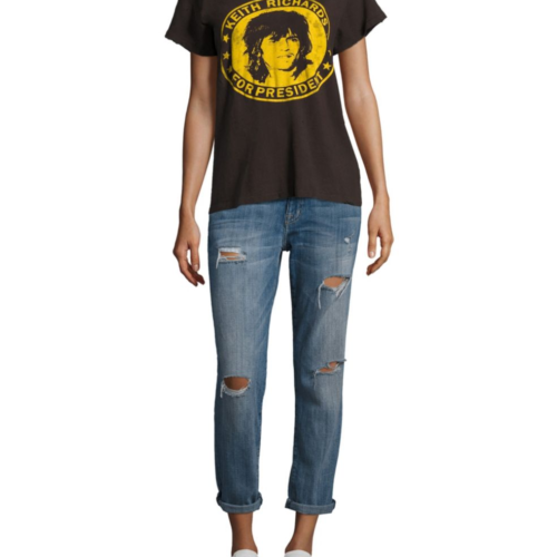 Madeworn Keith Richards For President Tee