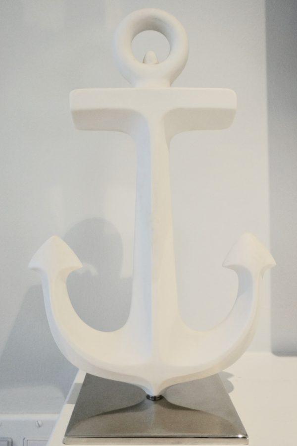 Jonathan Adler Anchor Scupture