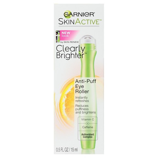 Garnier Skinactive Clearly Brighter Anti Puff Eye Roller