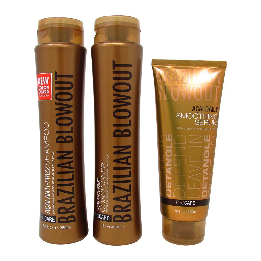 Brazilian Blowout Shampoo Conditioner