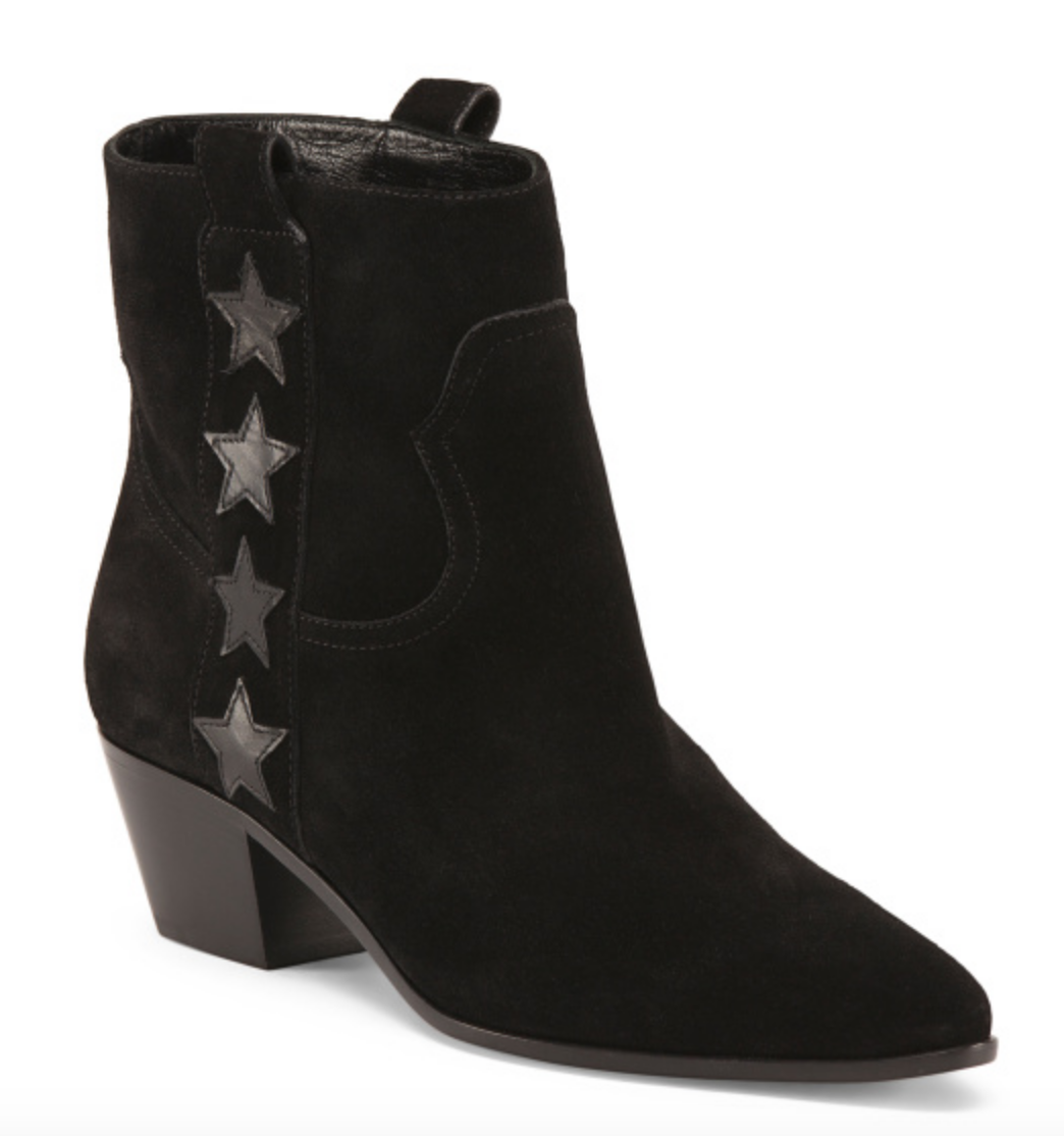 Saint Laurent Rockstar Booties