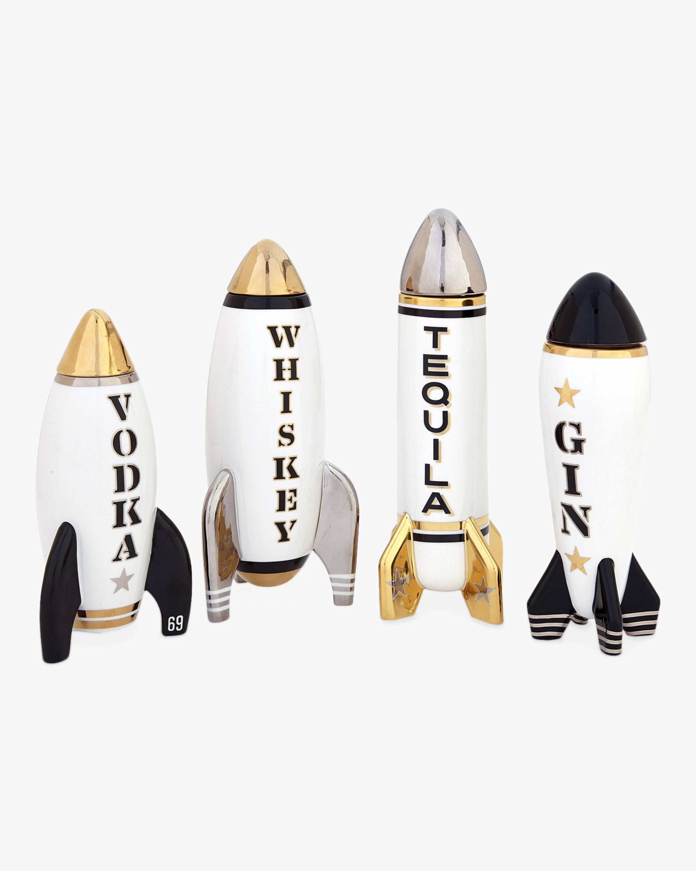 Jonathan Adler Rocket Decanter